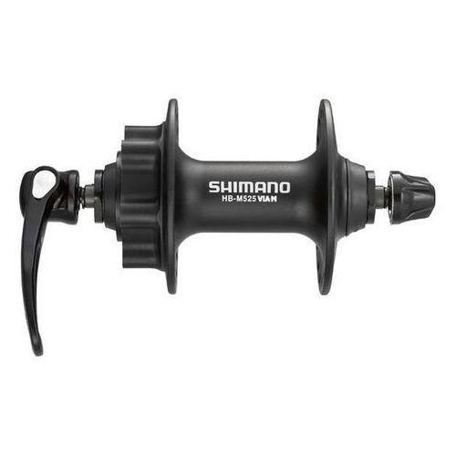 Piasta przednia Shimano Deore HB-M525 6 śrub 36H czarna (4524667698135)