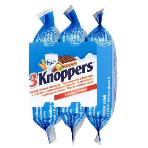 Storck Wafelek mleczno-orzechowy knoppers 25 g (3 sztuki)