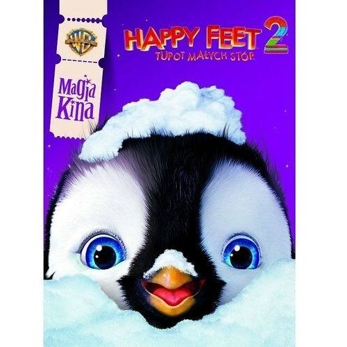 George miller Happy feet 2 (magia kina) (płyta dvd) (7321919311623)