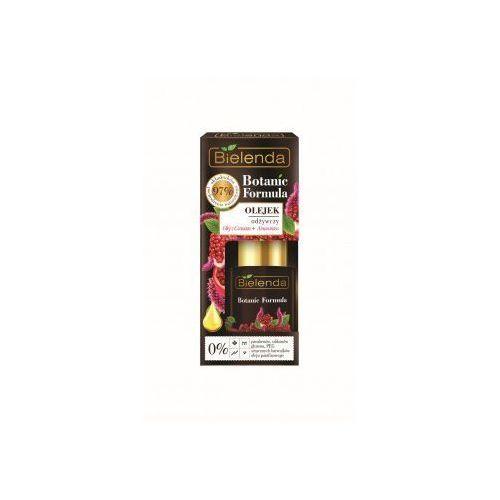 botanic formula olej z granatu + amarantus olejek do twarzy odżywczy 15ml marki Bielenda