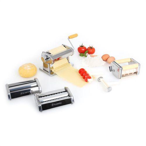 Klarstein Pasta Maker Maszynka do makaronu 3 nakładki