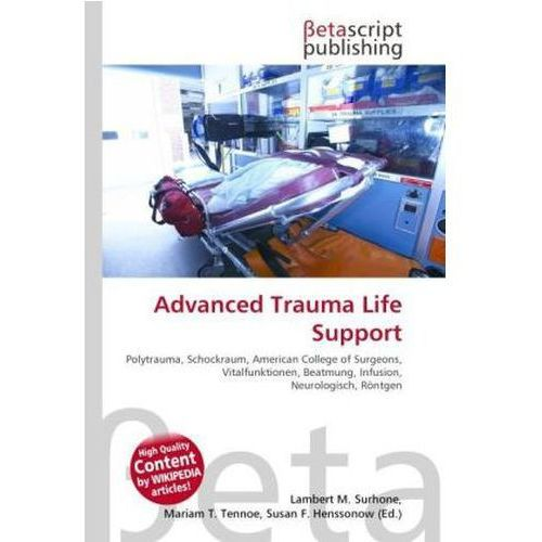 Advanced Trauma Life Support (9786131972171)