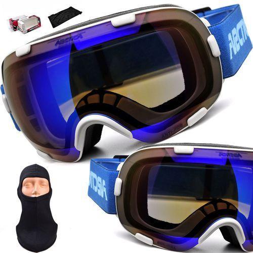ARCTICA Gogle narciarskie G-100C (5906726494091)