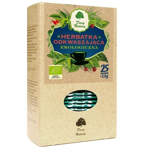 Herbata odkwaszająca EKO, 5902741003126