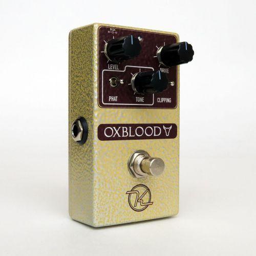 Keeley oxblood overdrive efekt gitarowy