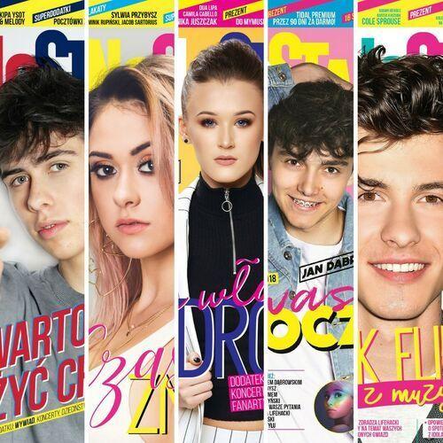 Zestaw Young Stars News (nr. 5,6,7,8,9)