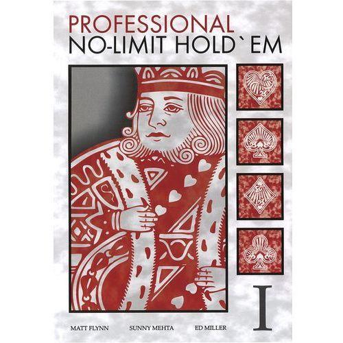 Książka PROFESSIONAL NO-LIMIT HOLD'EM