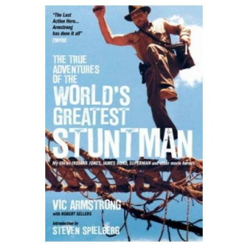 True Adventures of the World's Greatest Stuntman (9780857689146)