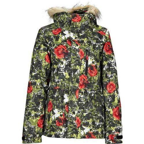 Nikita Kurtka - hawthorn print jacket camo pop (cmp) rozmiar: xs
