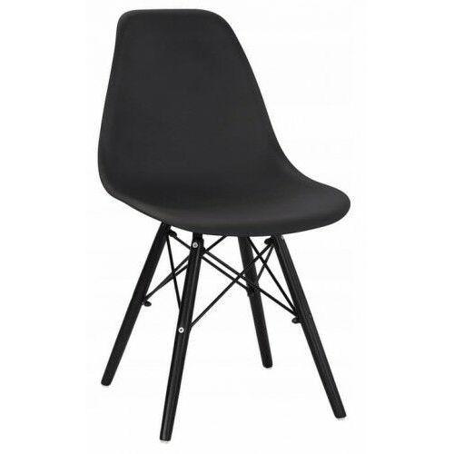 Krzesło milano czarne marki Krzeslaihokery