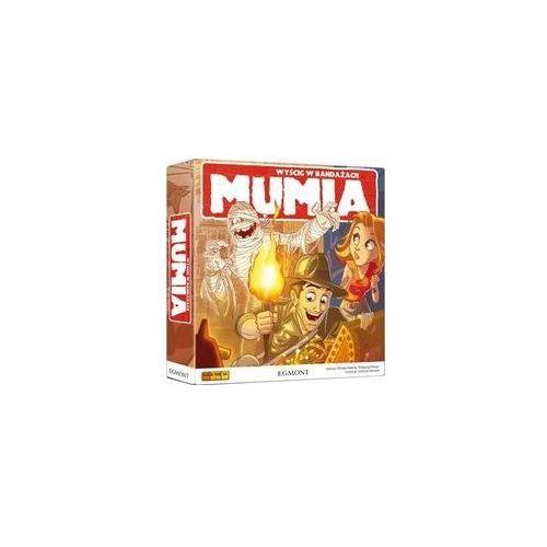 Mumia. Gra Planszowa
