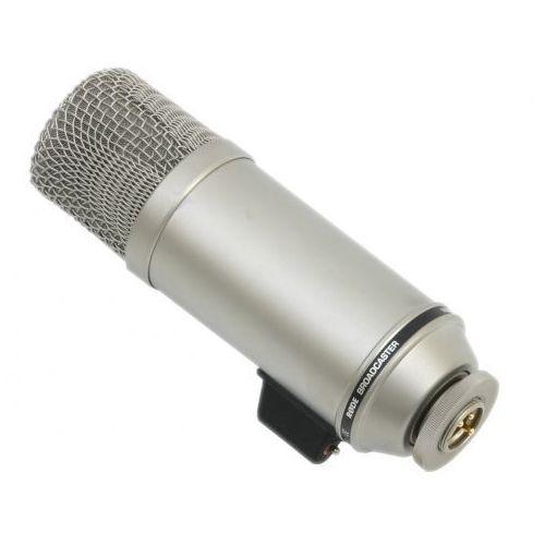 Rode broadcaster mikrofon pojemościowy