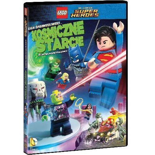 Film lego® liga sprawiedliwości - kosmiczne starcie marki Galapagos