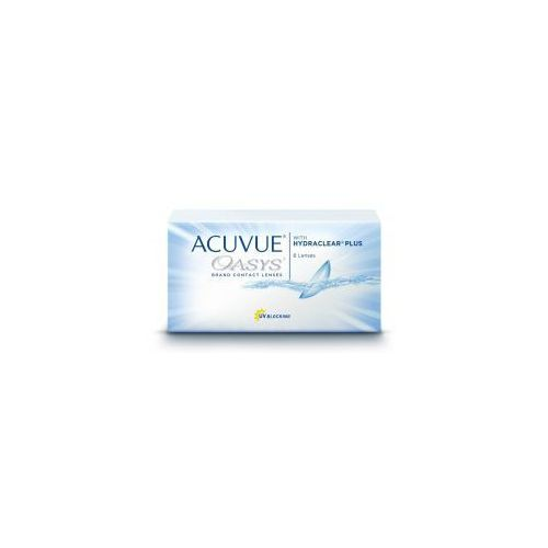 Johnson & johnson Nowość acuvue oasys for astigmatism