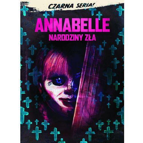David f. sandberg Annabelle: narodziny zła (dvd) czarna seria (płyta dvd) (7321910347508)