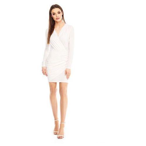 Sugarfree Sukienka talisa w kolorze białym