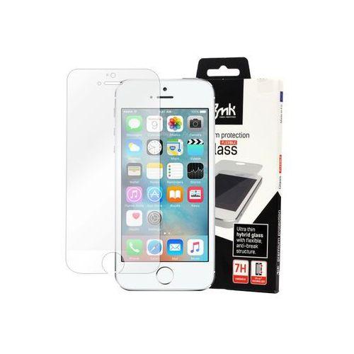 Apple iphone 5 / 5s - szkło hartowane flexible glass marki 3mk