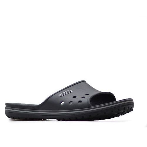 Klapki 204108 czarne marki Crocs
