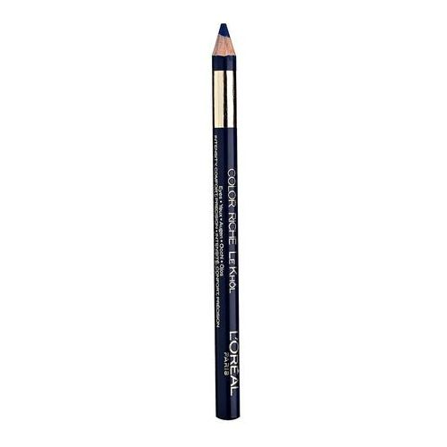 color riche khol pencil kredka do oczu 107 deep see blue 1,2g marki L'oreal