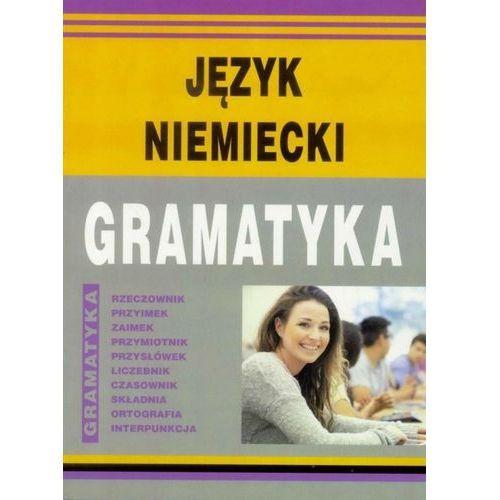 Język niemiecki. Gramatyka w.2016 LITERAT, oprawa miękka