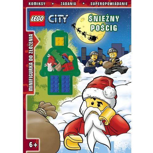 Lego City. Śnieżny pościg.