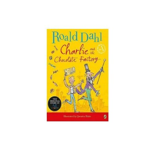 Charlie and the Chocolate Factory (9780142418215)