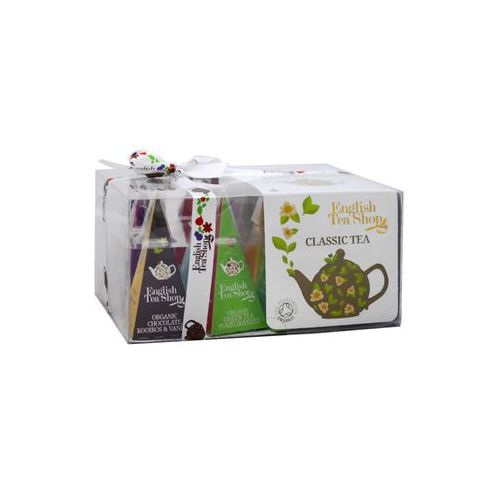 Ets bio classic tea collection 12 piramidek marki English tea shop