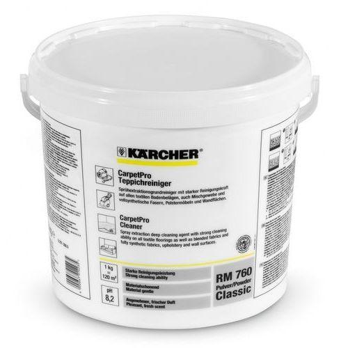 Karcher proszek do czyszczenia dywanów i tapicerki rm 760 (6.291-388.0) 6.291-388.0 - odbiór w 2000 punktach - salony, paczkomaty, stacje orlen