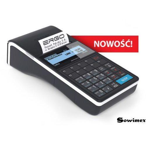 Kasa fiskalna Posnet Ergo +2xRS raty,serw24h