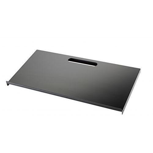 K&m 18819 półka do statywu 18810 omega - na kontroler/klawisz, kolor czarny