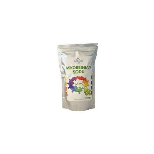 Soul farm (witaminy i ekstrakty) Askorbinian sodu proszek 250 g - soul farm