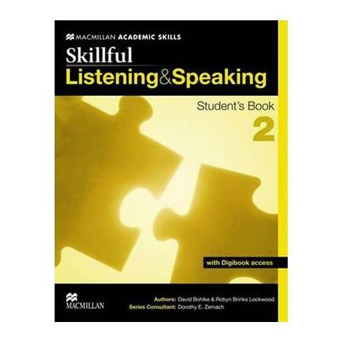 Skillful 2 Listening & Speaking. Podręcznik + Digibook, Macmillan