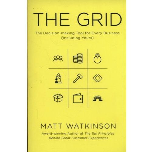 Matt Watkinson - Grid, Penguin Books