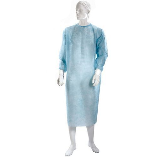 MATODRESS fartuch zabiegowy niejałowy, niebieski, roz. XL - 10 szt.