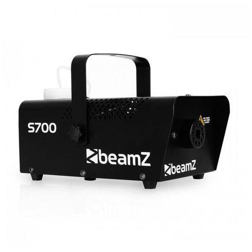 S700 wytwornica mgły, wł. 500ml płynu,75m³/min marki Beamz