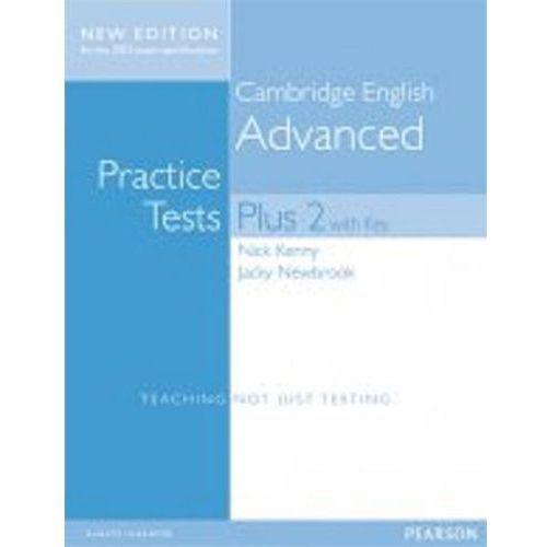 Practice Tests Plus Advanced 2. Podręcznik z Kluczem + CD, oprawa miękka