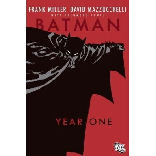 Batman Year One, Frank Miller