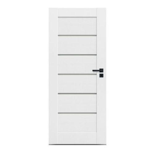 Drzwi pokojowe Toreno 80 lewe kredowo-białe, TORDBS000016
