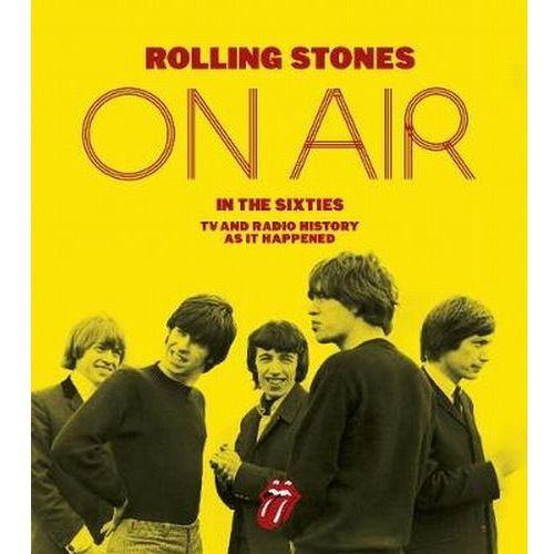 Rolling Stones On Air In The Sixties, Havers, Richard