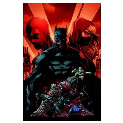 Detective Comics Vol. 2 The Victim Syndicate (Rebirth)