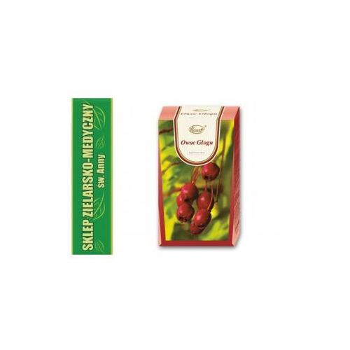 GŁÓG - OWOC GŁOGU Herbata ekspresowa 20 saszetek
