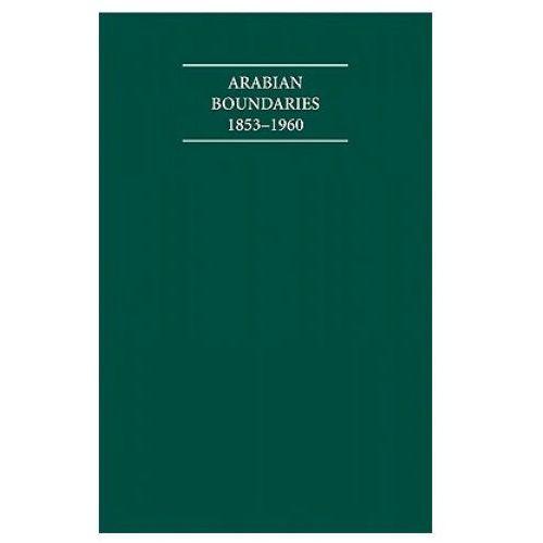 Arabian Boundaries 1853-1960 30 Volume Hardback Set Including Boxed Maps