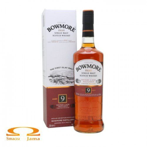Whisky Bowmore 9 YO Sherry Cask 0,7l