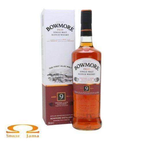 Whisky Bowmore 9 YO Sherry Cask 0,7l