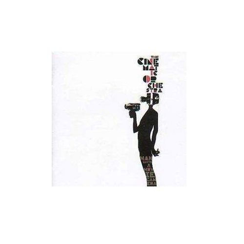 Universal music The cinematic orchestra - man with a movie camera limited 2lp