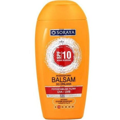 SORAYA Balsam do opalania SPF10 200ml