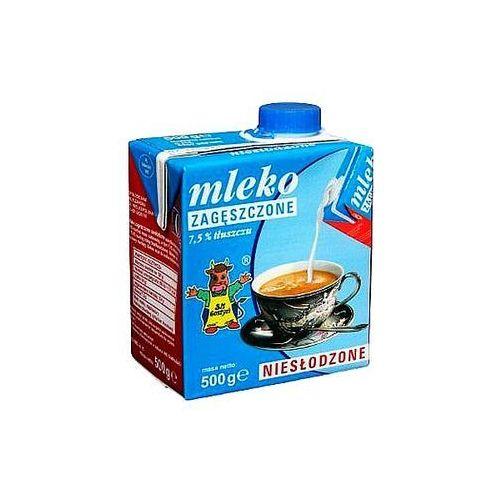 Mleko zagęszczone niesłodzone 500g GOSTYŃ