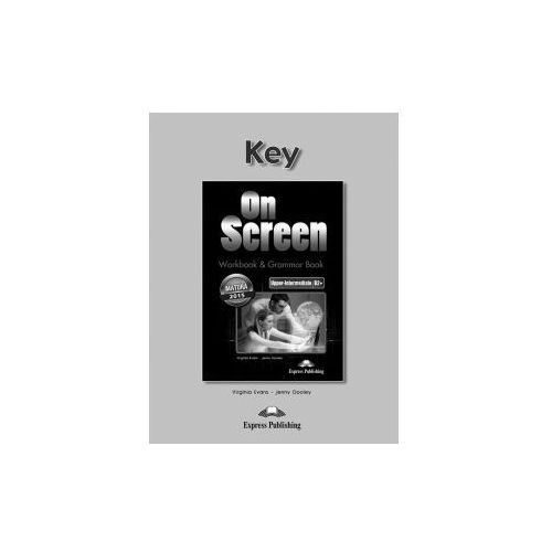 On Screen Upper-Intermediate Matura Workbook & Grammar Book Key (2014)