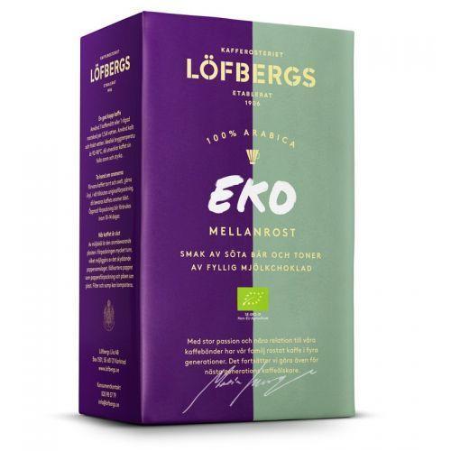 Lofbergs - EKO Mellanrost - kawa mielona - 450g