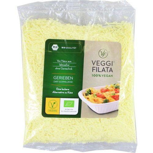 Produkt wegański a la ser tarty (2mm) bio 200 g - veggie filata marki Veggie filata dystrybutor: bio planet s.a., wilkowa wieś 7, 05-084 les